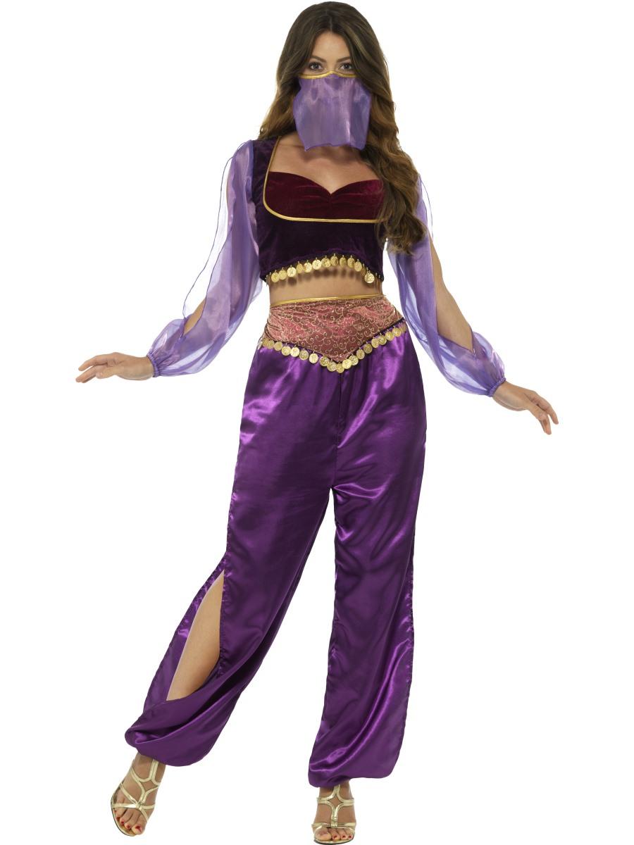 Womens Genie Halloween Costumes