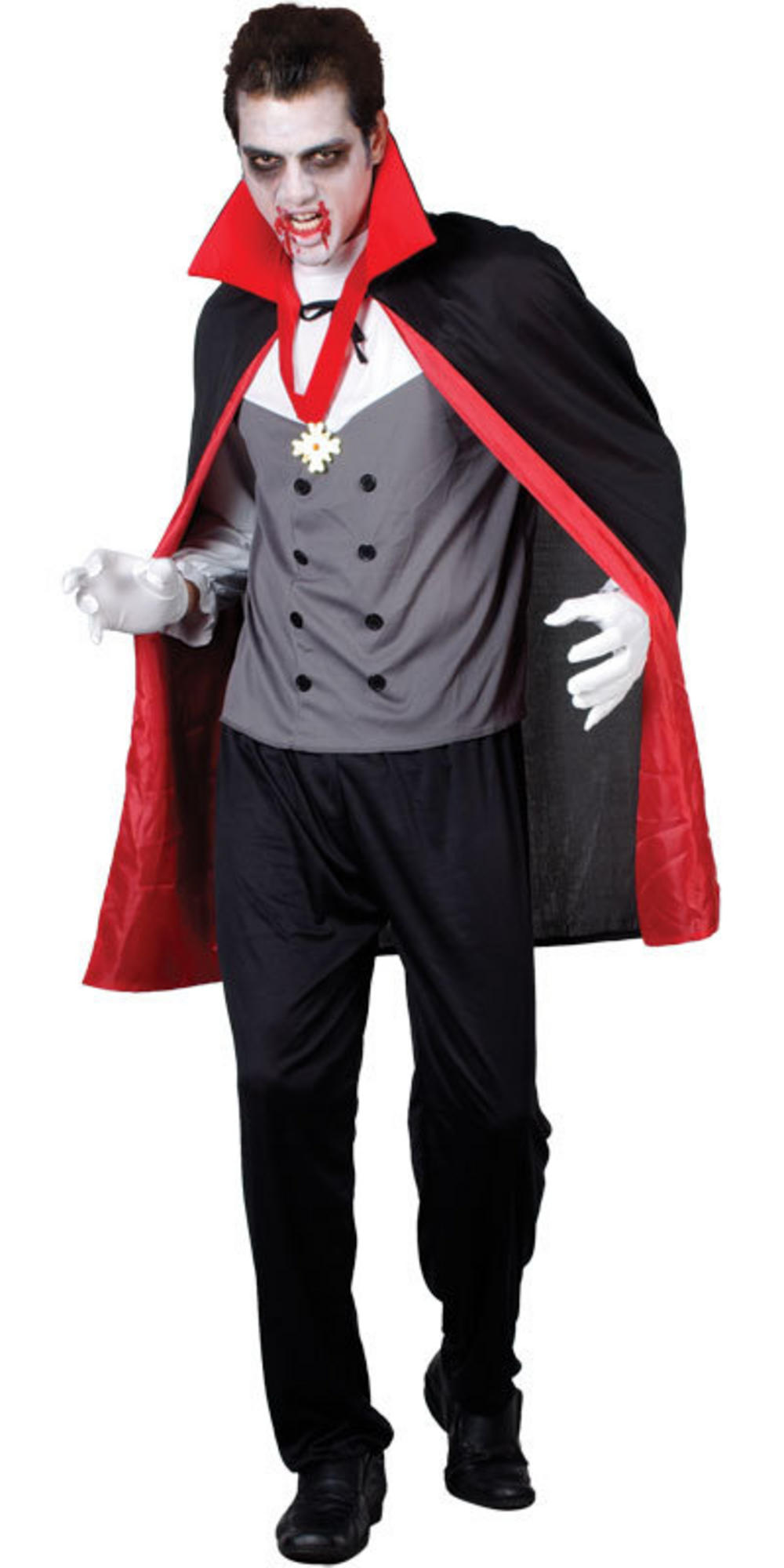 Vampire Man Costume Images & Pictures - Becuo