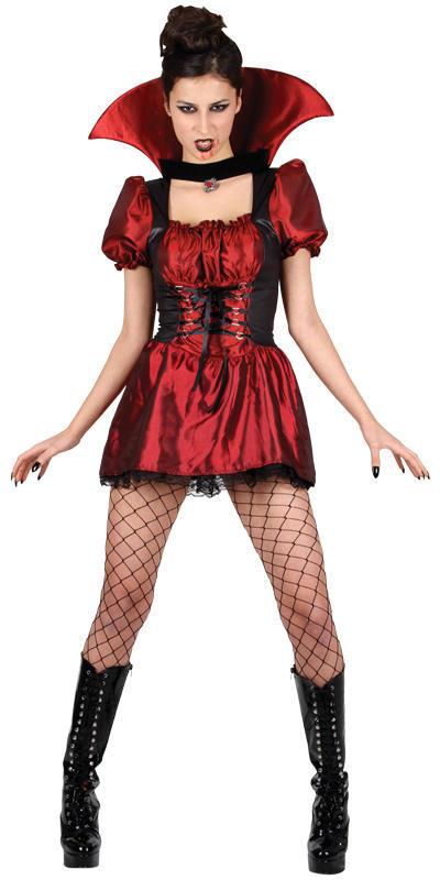 Вампирша костюм своими руками 74