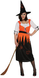 View Item Ladies Witchy Witch Halloween Costume