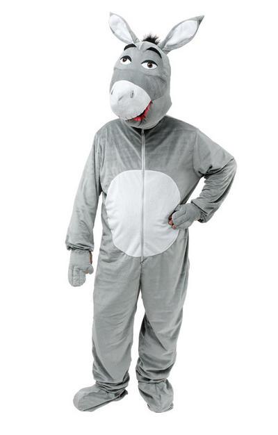Shrek Donkey Costume