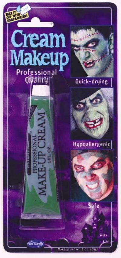 Green Cream Make Up
