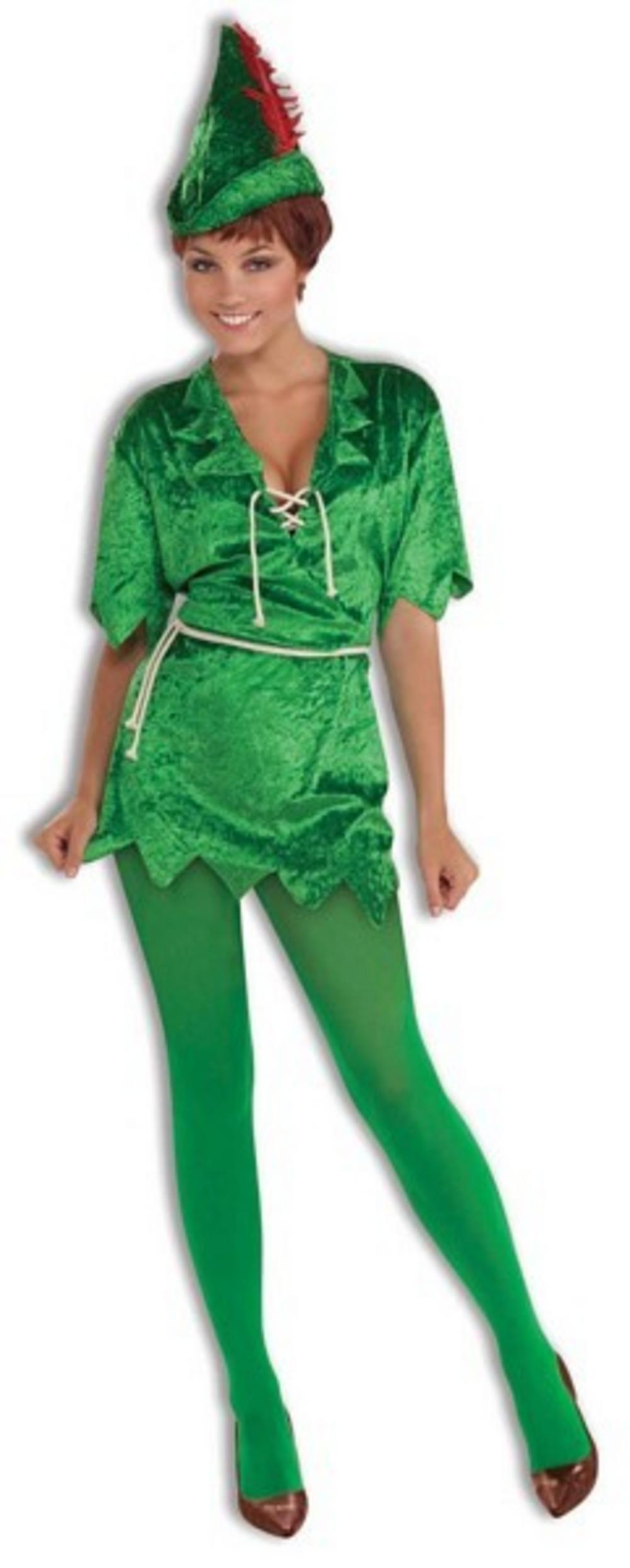 peter pan costume tv book and film costumes mega. Black Bedroom Furniture Sets. Home Design Ideas
