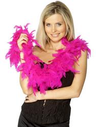 View Item Pink Feather Boa