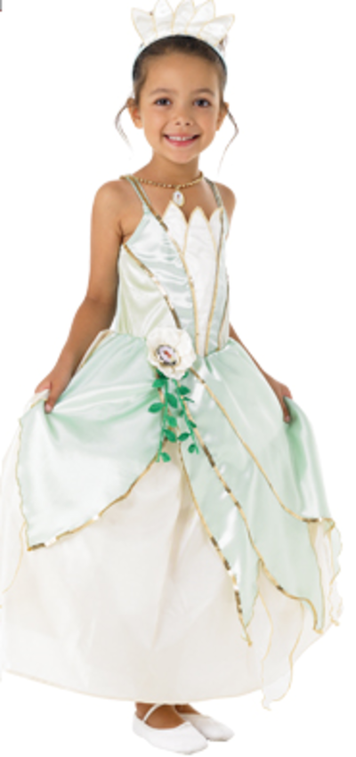 View Item Girl's Disney Princess Tiana Costume