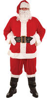 View Item Deluxe Santa Claus Costume