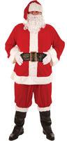 View Item Deluxe Santa Claus Costume
