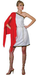 View Item Roman Temptress Costume