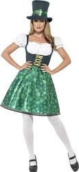 Leprechaun Lass Ladies Costume