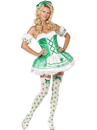 St Paddy's St Patrick's Day Costume