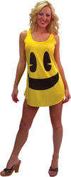 View Item Ladies' Deluxe Pac Man Dress