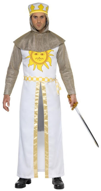 View Item Monty Python King Arthur Costume