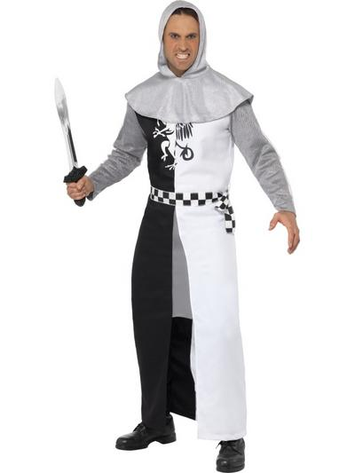 View Item Monty Python Sir Lancelot Costume