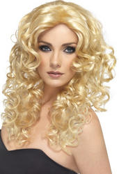 View Item Blonde Glamour Wig