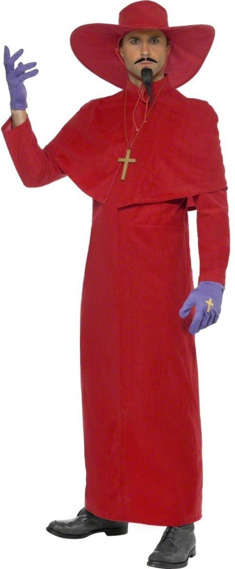 Monty Python Spanish Inquisition Costume