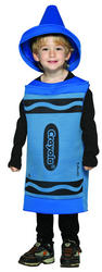 View Item Kid's Blue Crayola Crayon Costume