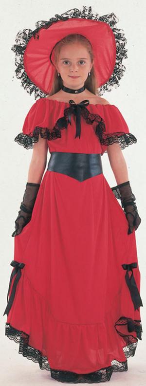 Girl's Scarlett O'Hara Costume
