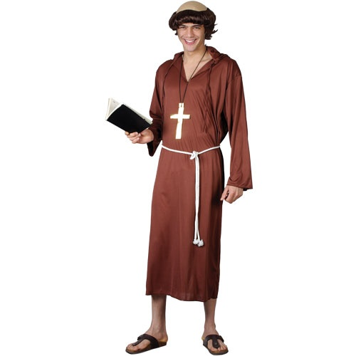 Monk-of-the-Abbey-Brown-Robe-Medieval-Fancy-Dress-Friar-Tuck-Adult-Mens-Costume