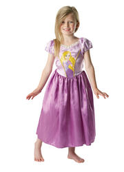 View Item Girl's Rapunzel Fancy Dress Costume