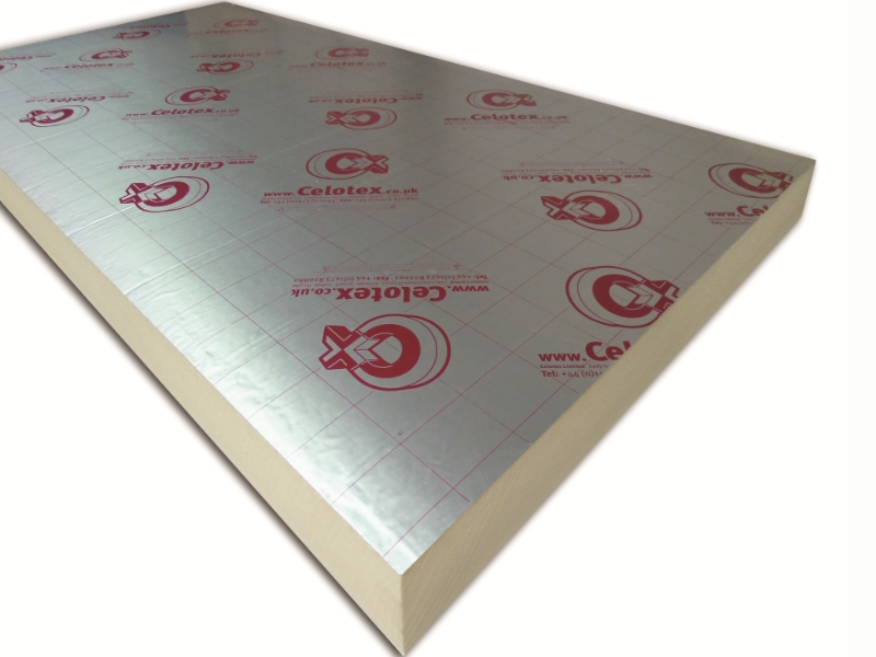 Celotex Tuff R Insulation : Celotex foil faced insulation boards various