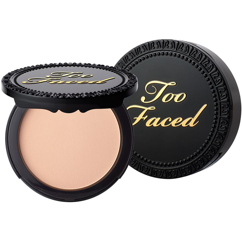 too faced cosmetics amazing face powder foundation paraben free honey beige ebay. Black Bedroom Furniture Sets. Home Design Ideas