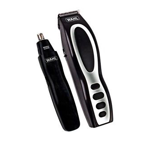 wahl stubble gift set stubble and beard ear nose trimmer damaged box ebay. Black Bedroom Furniture Sets. Home Design Ideas