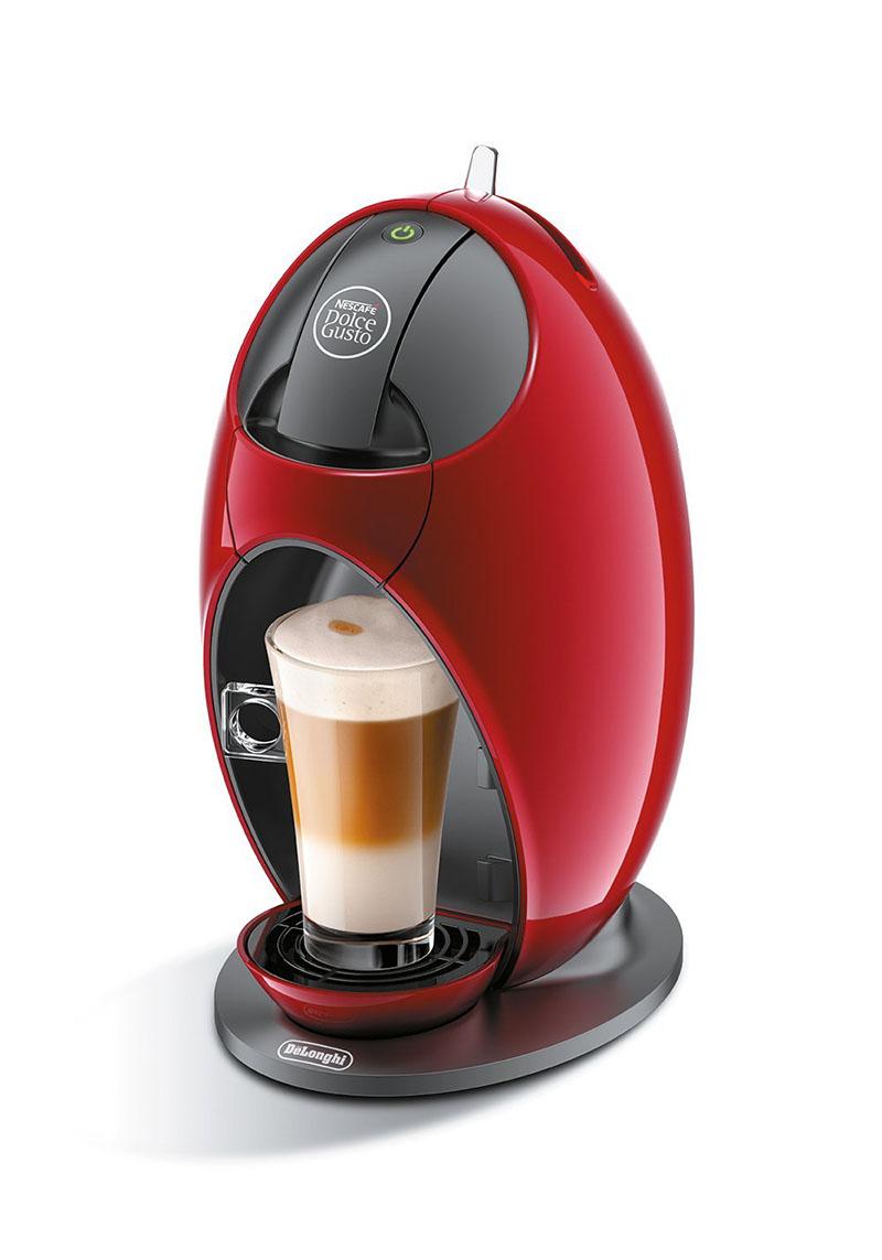Coffee Makers Nescafe Dolce Gusto System : Delonghi Jovia DEDG250R Espresso Coffee Maker Nescafe Dolce Gusto System Red eBay