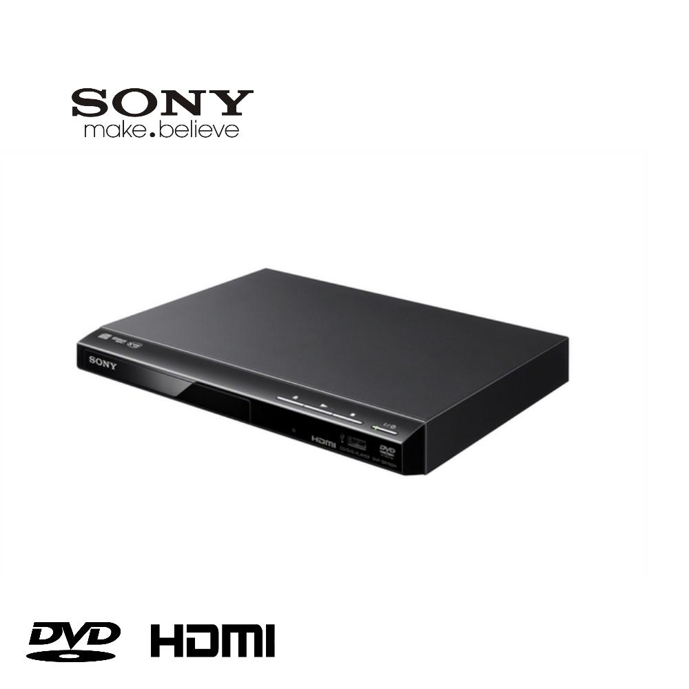 sony dvp sr760h upscaling dvd player with hdmi port usb. Black Bedroom Furniture Sets. Home Design Ideas