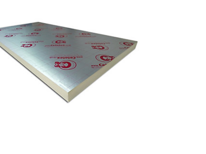 Fire Resistant Insulation Board : Celotex pir fire resistant insulation board mm