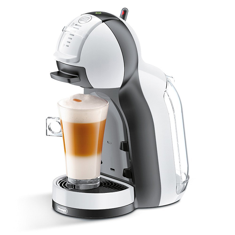 delonghi edg305wb nescafe dolce gusto mini me coffee capsule machine white ebay. Black Bedroom Furniture Sets. Home Design Ideas