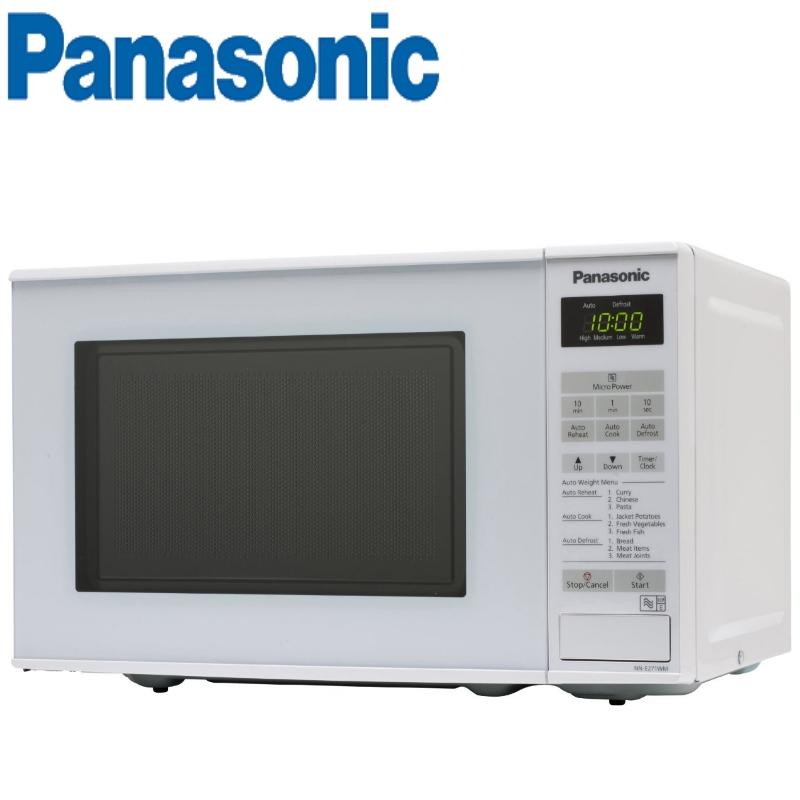 Panasonic Small Microwave Oven: PANASONIC MICROWAVE OVEN NN-E271WMBPQ 800W 20L COMPACT