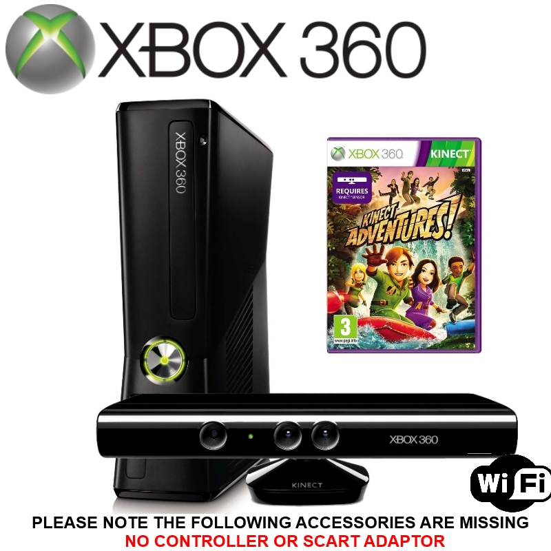 Xbox 360 kinect 250gb deals