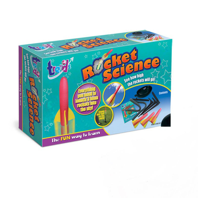 Toys Ages 8 And Up : New trends rocket science toy air pump hose launchers