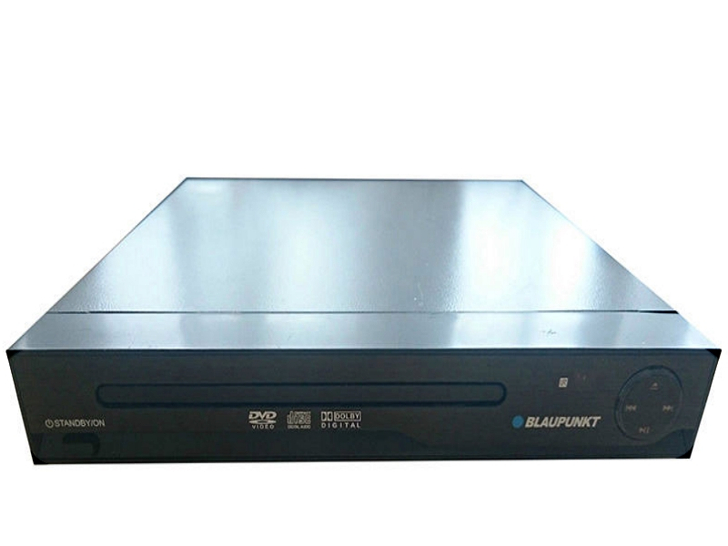 blaupunkt dv2202 compact dvd cd player black colour scart. Black Bedroom Furniture Sets. Home Design Ideas