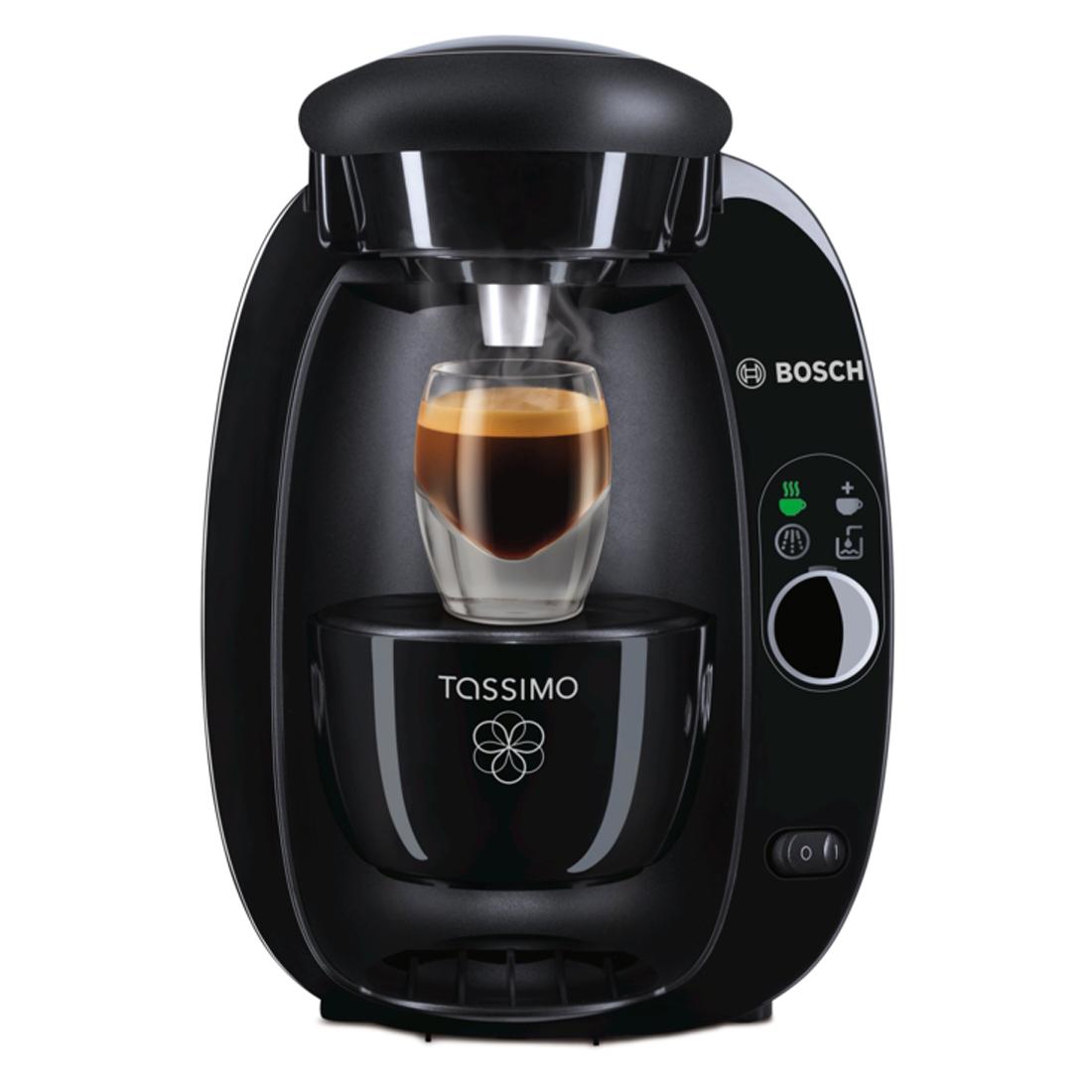 bosch tassimo amia tas2002gb espresso coffee machine hot. Black Bedroom Furniture Sets. Home Design Ideas