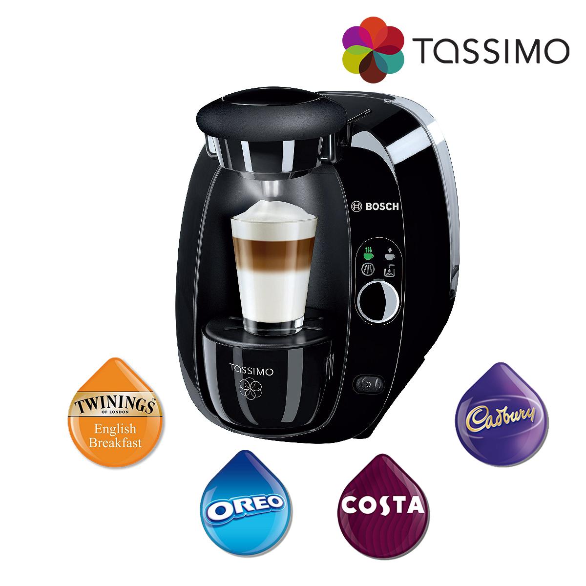 tassimo tas2002gb amia costa coffee hot drinks machine. Black Bedroom Furniture Sets. Home Design Ideas