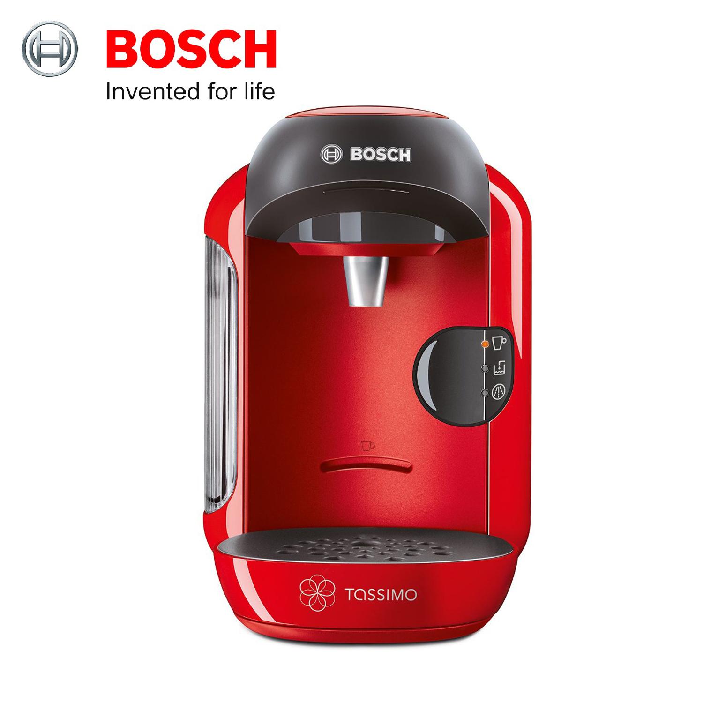 Bosch Coffee Maker Red Cup Light : Bosch TAS1253GB Tassimo Vivy Hot Drinks & Coffee Machine Red 1300W 4242002830742 eBay
