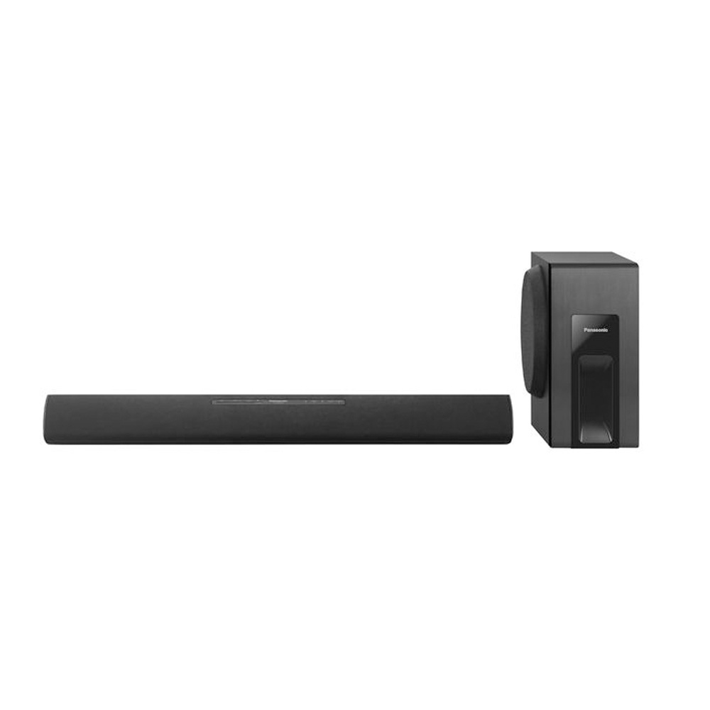 panasonic sc htb18eb k 2 1 channel soundbar with subwoofer. Black Bedroom Furniture Sets. Home Design Ideas