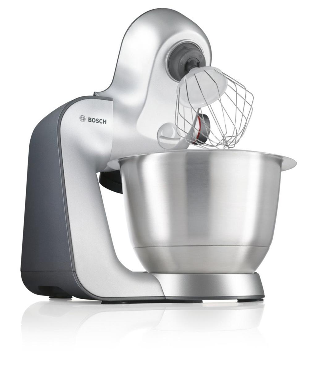 bosch mum59340gb mum5 kitchen machine food mixer silver. Black Bedroom Furniture Sets. Home Design Ideas