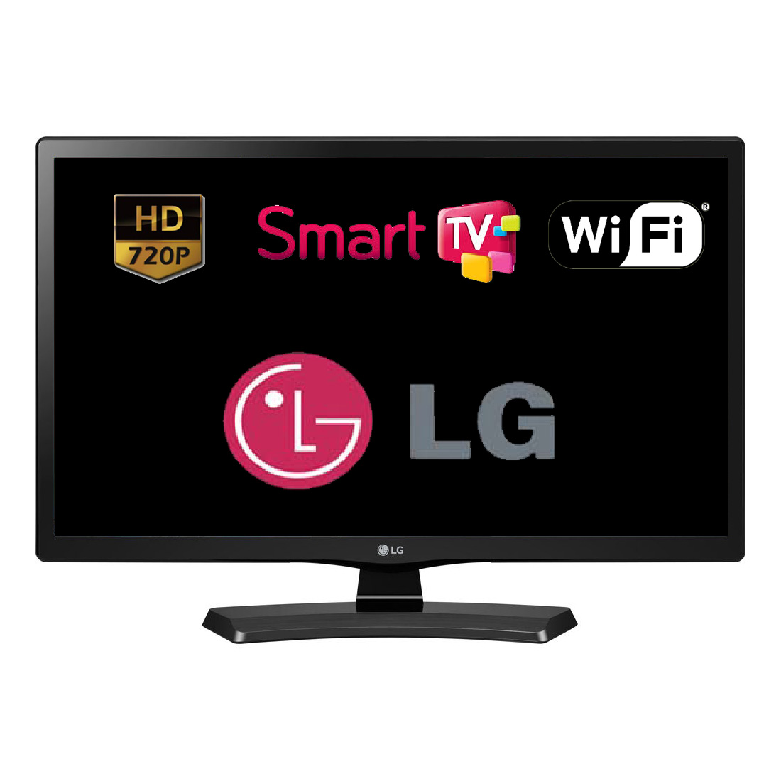 lg 28mt48s 28 smart led tv hd ready 720p with freeview hd tuner hdmi wi fi ebay. Black Bedroom Furniture Sets. Home Design Ideas