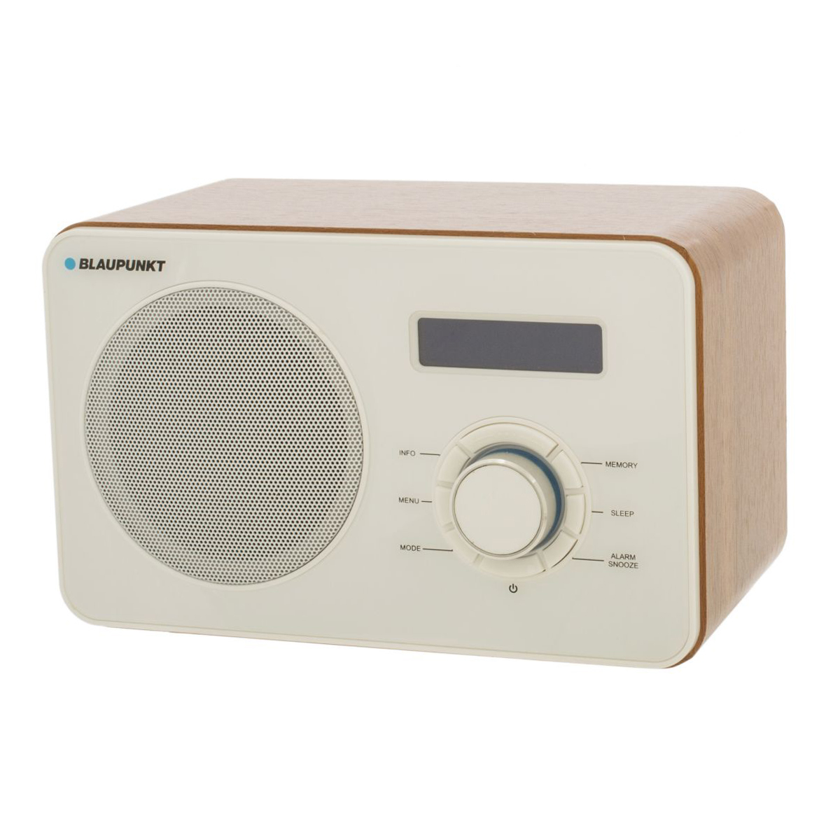 blaupunkt bpr 2 contemporary dab fm digital radio walnut. Black Bedroom Furniture Sets. Home Design Ideas