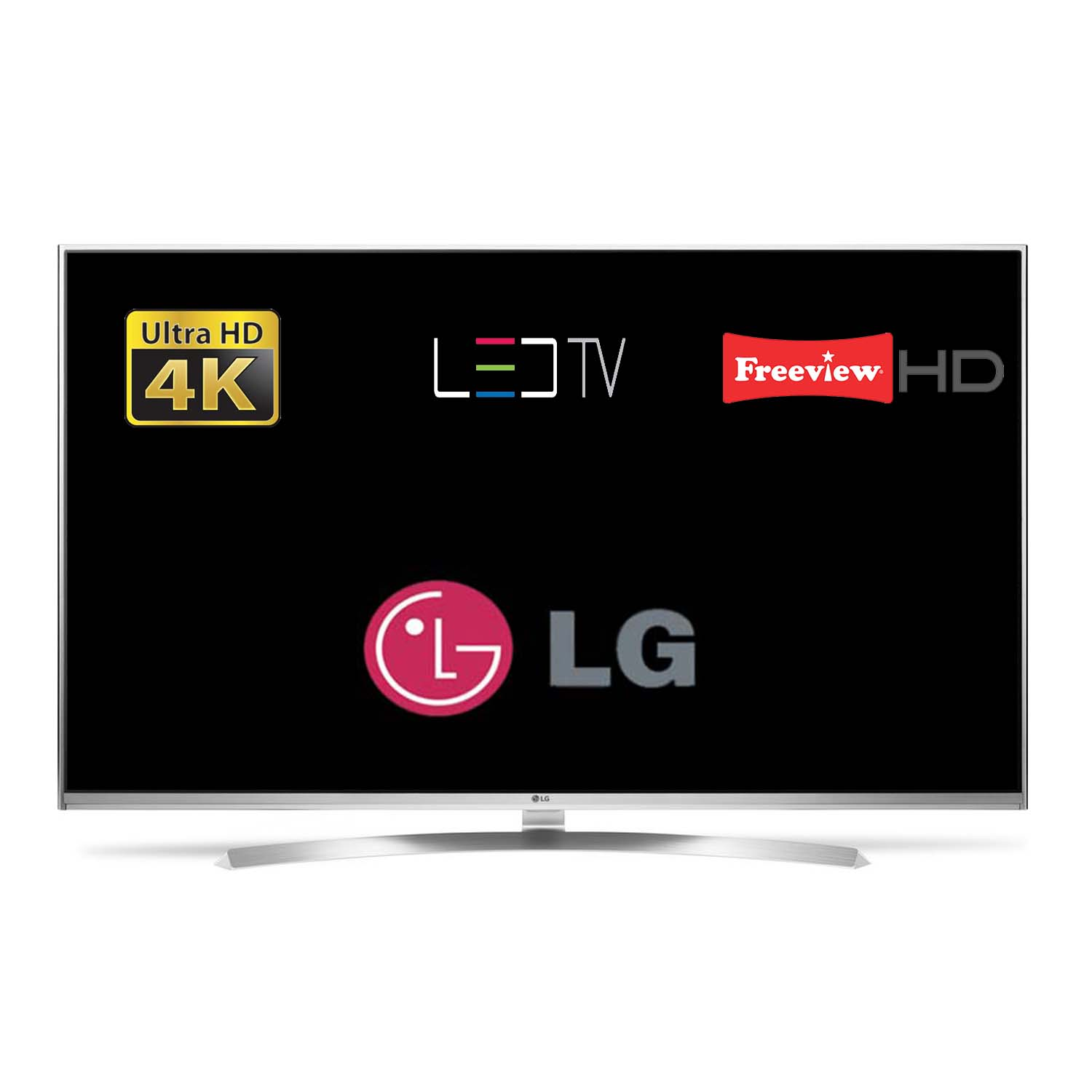 lg 49uh850v 49 smart 3d led tv ultra hd 4k wifi with freeview hd freesat hd ebay. Black Bedroom Furniture Sets. Home Design Ideas