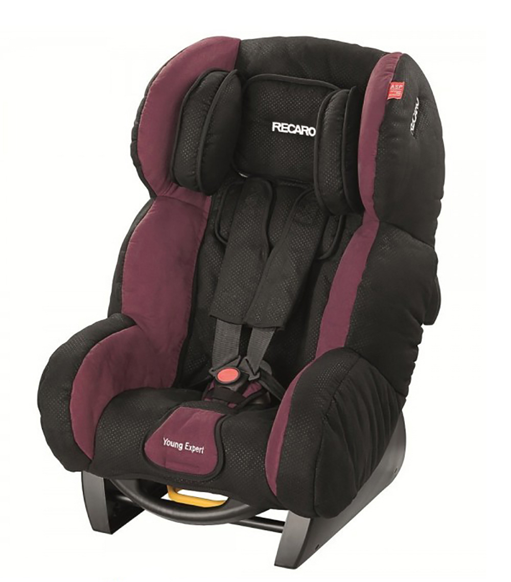 Forward Facing Car Seat Mean
