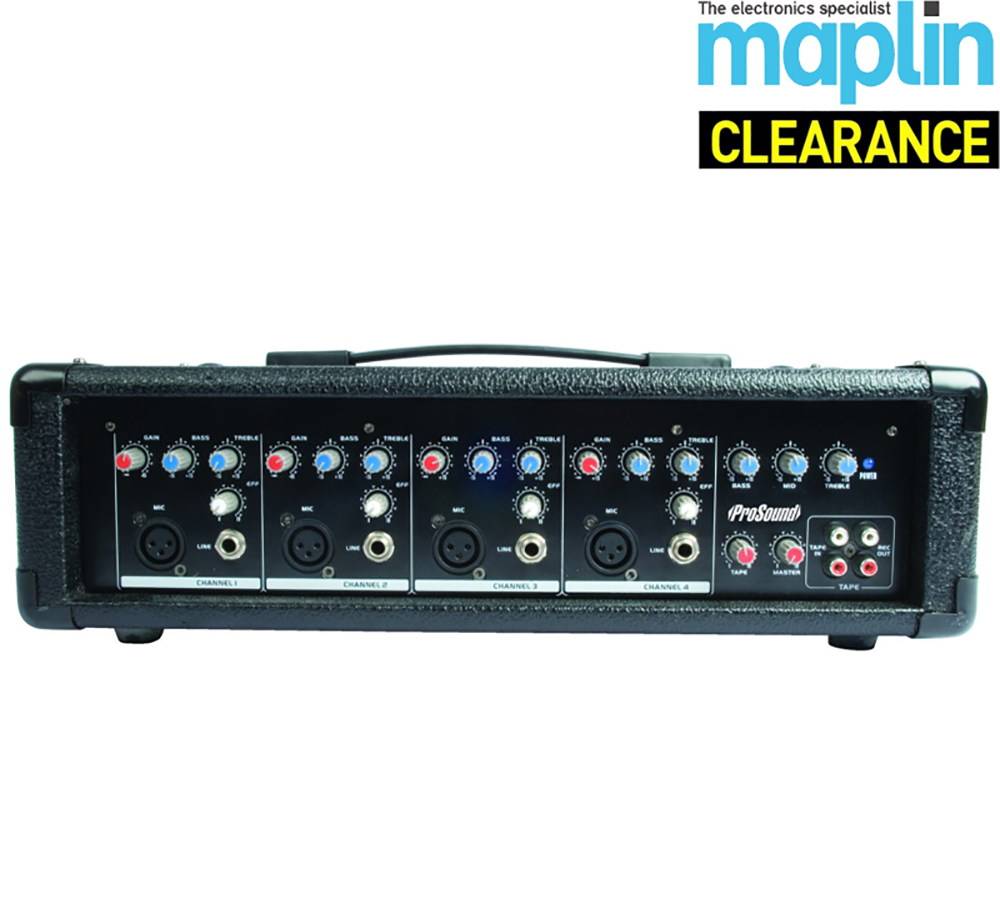 how to connect mixer to amplifier