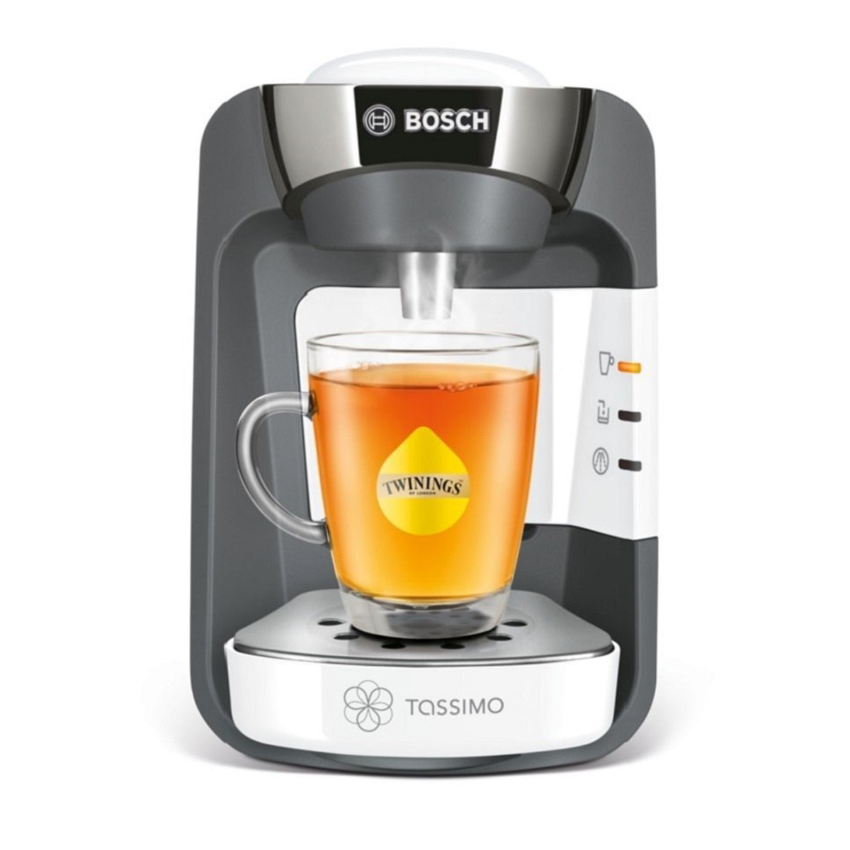 Tassimo TAS3204GB Suny Costa Coffee Hot Drinks Machine 1300W White Bosch Grade C