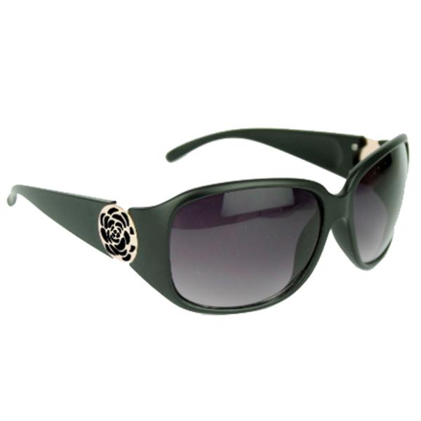 brand new muk black ditto sunglasses brown graduated lens
