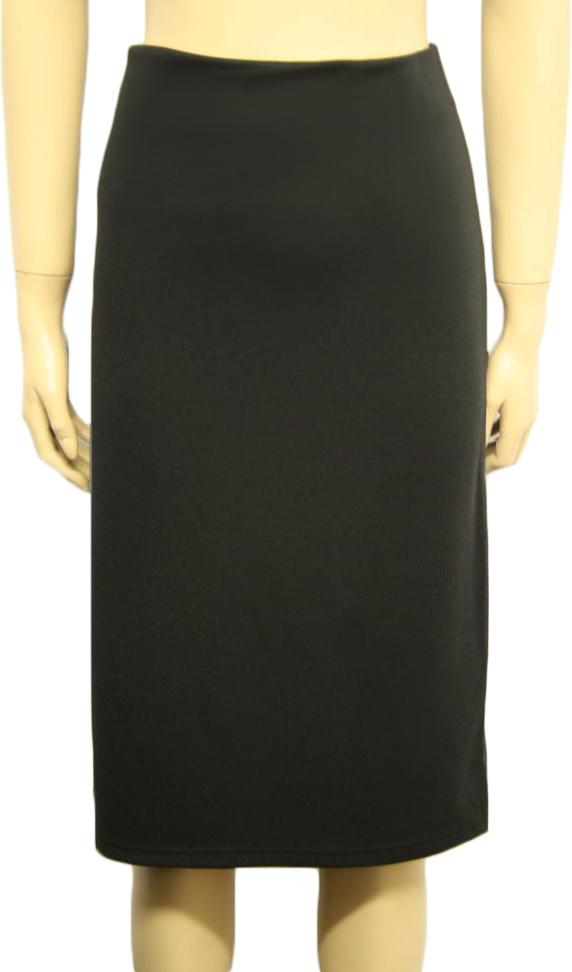 formal stretch pencil skirt womens knee length