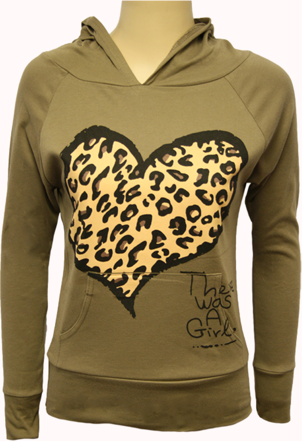 New-Ladies-Hooded-Leopard-Heart-Animal-Print-Top-Womens-Long-Sleeve-Hoodie-8-14