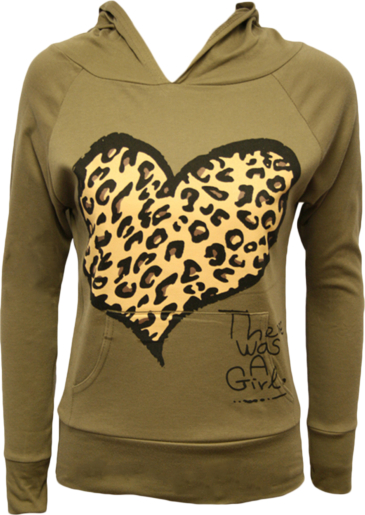 Ladies-Plus-Size-Animal-Heart-Print-Hooded-Top-Womens-Long-Sleeve-Leopard-Hoodie