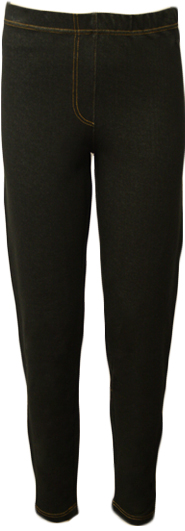 Leggings-Damen-Jeggings-Elastisch-Knoechellang-Ubergroesse-42-56
